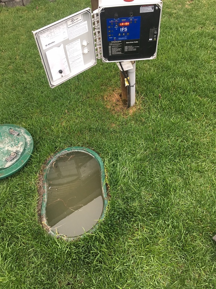 septic has a problem 5 signs your septic has a problem